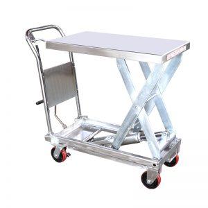 Подъемный стол из нержавеющей стали YSG35D