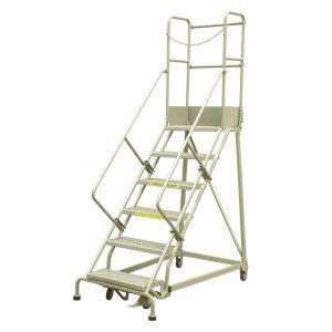 промышленные стальные лестницы